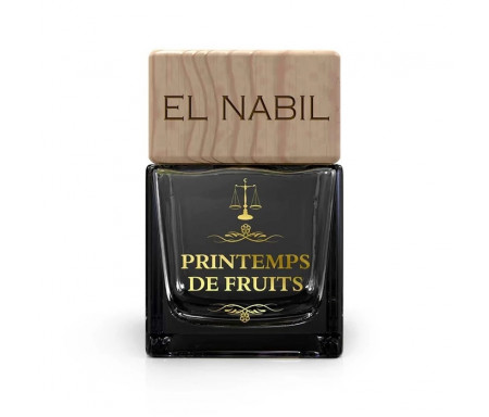 "Parfum pour dressing El Nabil ""Printemps de fruits"" - 50ml"