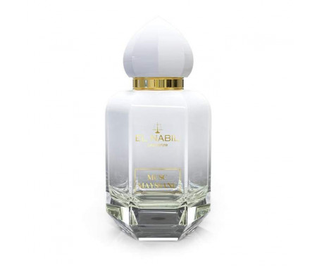 Eau de Parfum en Spray Mixte El Nabil - Musc Mayssane - 50 ml