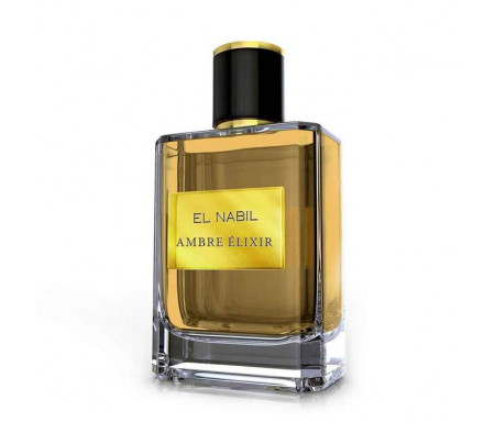 "Eau de Parfum Musc ""Ambre Elixir"" - Collection Privée El Nabil - 80ml"