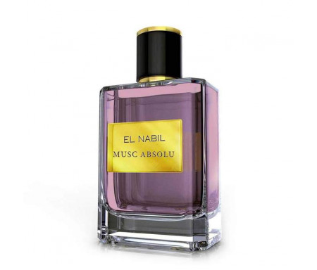 "Eau de Parfum Musc ""Musc Absolu"" - Collection Privée El Nabil - 80ml"
