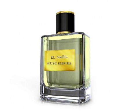 "Eau de Parfum Musc ""Musc Empire"" - Collection Privée El Nabil - 80ml"