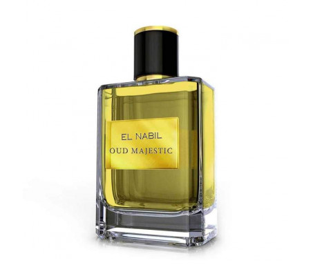 "Eau de Parfum Musc ""Oud Majestic"" - Collection Privée El Nabil - 80ml"