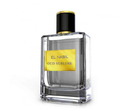 "Eau de Parfum Musc ""Oud Sublime"" - Collection Privée El Nabil - 80ml"