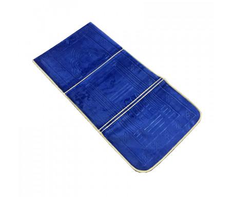 Tapis de Prière Pliable & Confort avec Dossier (support du dos et des genoux)