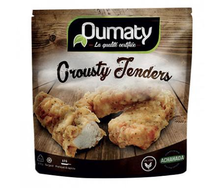 Crousty Tenders au Poulet Halal certifié Achahada - Sachet 800gr (surgelé) - Oumaty