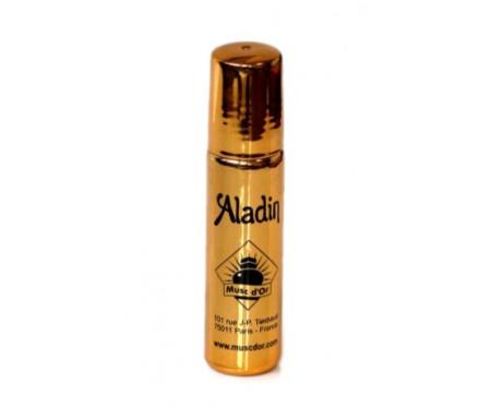 """Parfum concentré Musc d'Or Edition de Luxe """"Aladin"""" (8 ml) - Mixte"""
