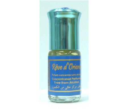 """Parfum concentré sans alcool Musc d'Or """"Rêve d'Orient"""" (3 ml) - Mixte"""