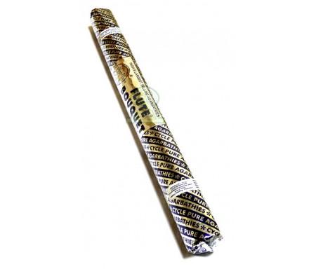 Encens en bâtonnets flute à tenir à la main (Flute Bouquet Hand Crafted Indian Incense Sticks)
