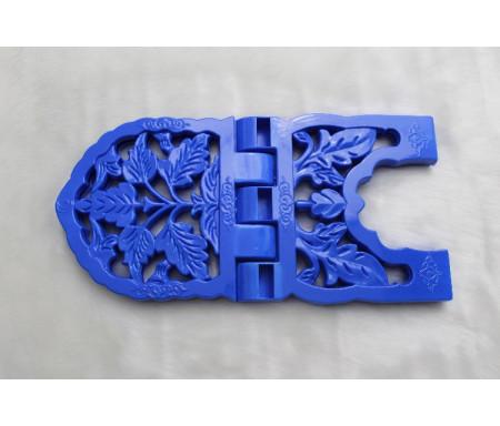 Porte Coran de couleur Bleue claire