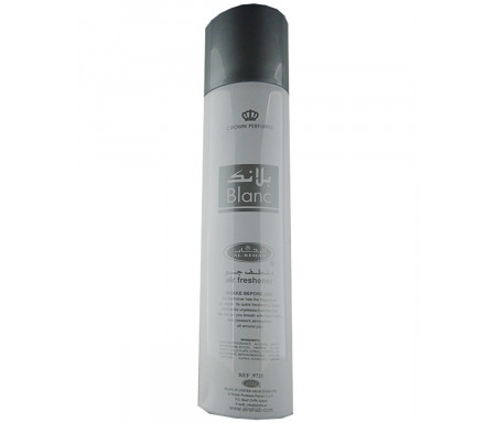 "Désodorisant musc ""Blanc"" (Al-Rehab) - 300 ml"