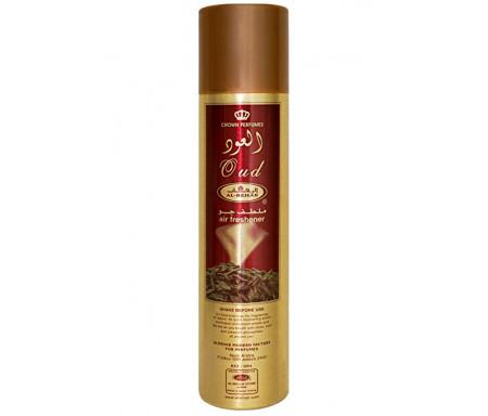 """Désodorisant musc """"Oud"""" (Al-Rehab) - 300 ml"""