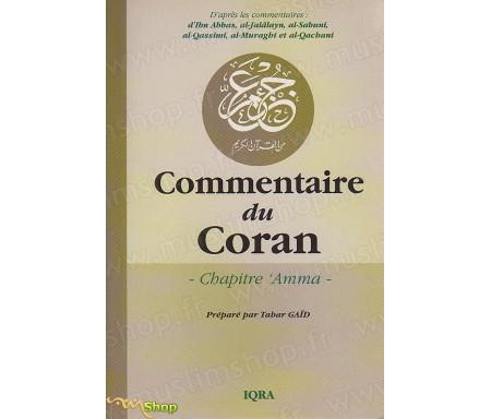 Commentaire du Coran : Chapitre 'Amma