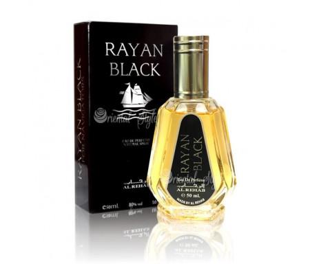 """Eau de Parfum vaporisateur Al-Rehab """"Rayan Black"""" (35ml)"""