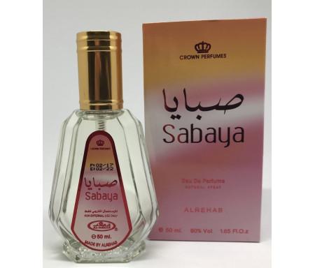 "Eau de Parfum vaporisateur Al-Rehab ""Sabaya"" (35ml)"