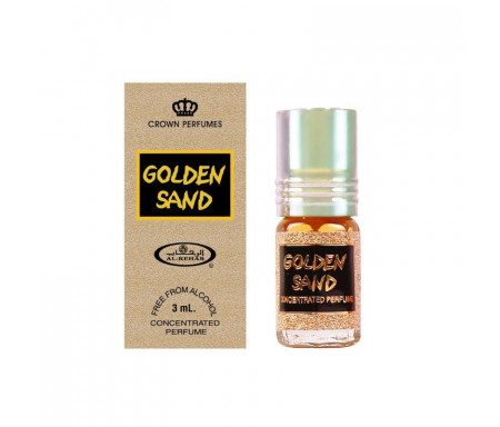 "Parfum Al-Rehab ""Golden Sand"" 3ml"