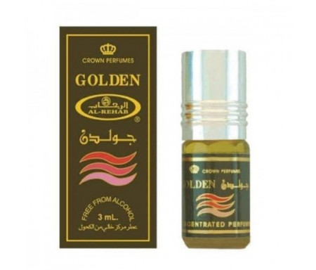 "Parfum Al-Rehab ""Golden"" 3ml"