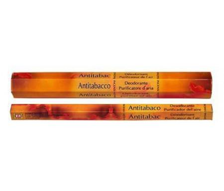 Bâtonnets d'encens Anti tabac (Anti tabaco incense) en bâtonnets