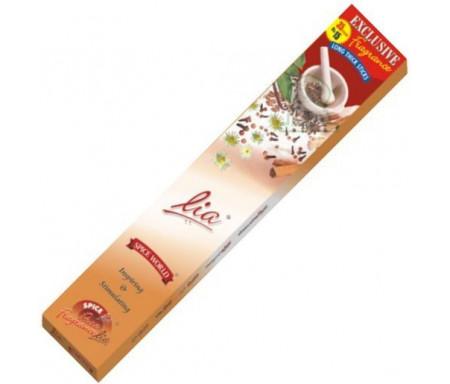 Encens Lia Spice World (Monde des épices) en bâtonnets