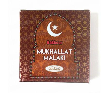 """Encens Bakhour carré """"Moukhallat Malaki"""" Parimal Original"""