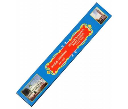 Encens Sughandha Mallika (Incense Sticks) en bâtonnets - 180gr