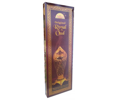 "Bâtonnets d'encens au Oud ""Original Royal Oud"" (Incense Sticks) en bâtonnets - 180gr"