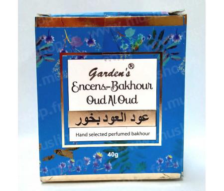 "Encens Bakhour ""Oud Al-Oud"" Garden's Original"