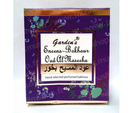 "Encens Bakhour ""Oud Al-Maseeka"" Garden's Original"