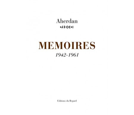 Mémoires 1942-1961 / Tome 1 et 2