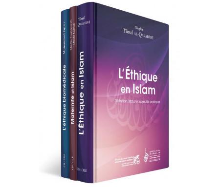 Pack Éthique (3 livres) - L'éthique en islam, Maternité et islam , L'éthique biomédicale