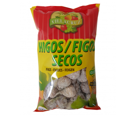 Figues sèches (Dried Figs) - 500gr