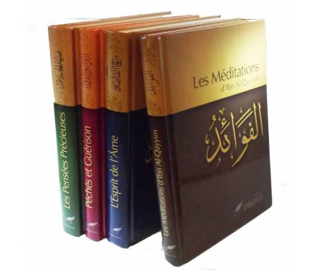 Pack Spiritualité Ibn al-Qayim al-Jawzi
