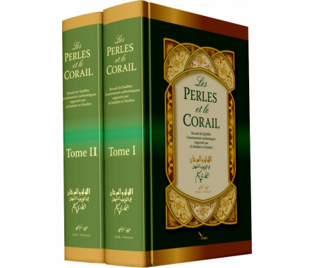 Les Perles et le Corail en 2 volumes (Al lou'lou wal marjane) - Arabe / Français