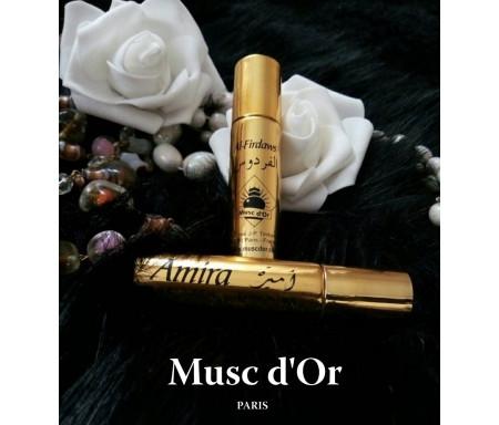 Pack Beauty Musc d'Or Edition de luxe : Amira & Al-Firdaws (pour femmes)