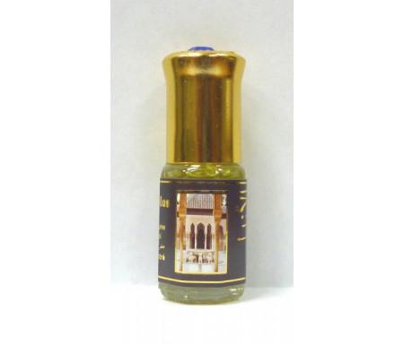 """Parfum concentré sans alcool Musc d'Or """"Al-Andalus"""" (3 ml) - Pour hommes"""