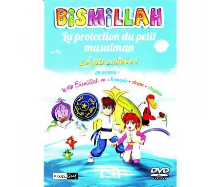 Bismillah, la protection du petit musulman : la bande dessinée animée (DVD audio)