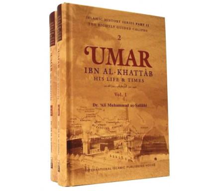 Umar ibn al-Khattab - Sa personnalité et son époque Vol. 1 et 2