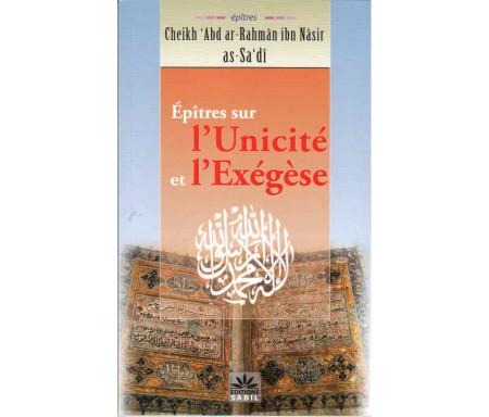Épîtres sur l'Unicité et l'Exégèse