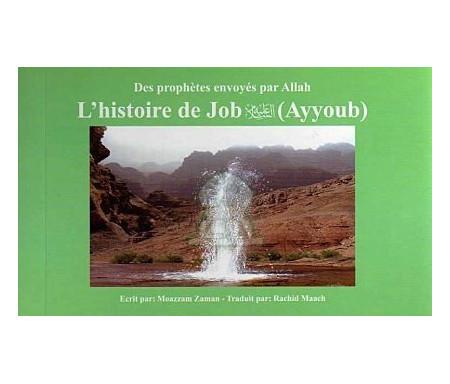 L'Histoire de Job (Ayyoub) (Des Prophètes envoyés par Allah Tome 9 )