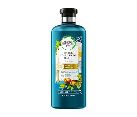 Shampooing Herbal Essences Réparation à Huile d'argan - 400ml