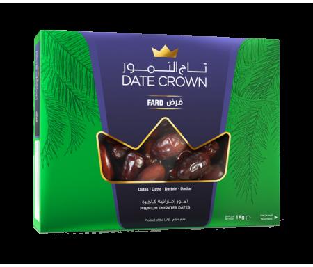 "Dattes ""Fard"" - Premium Emirates Dates (Boite de 1kg)"