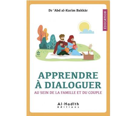 Apprendre à dialoguer au sein de la famille et du couple