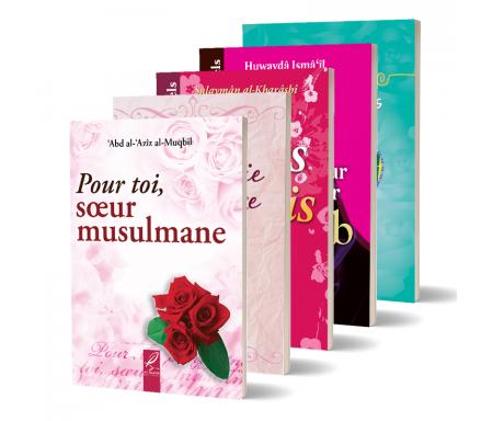 Pack de 13 Livres : Pour Toi ma Sœur Musulmane