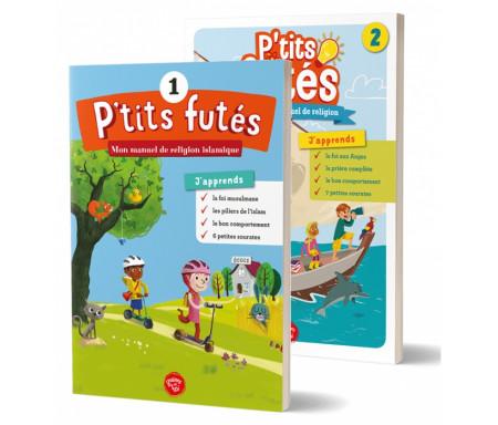 Packs Les P'tits futés Volume 1 et 2