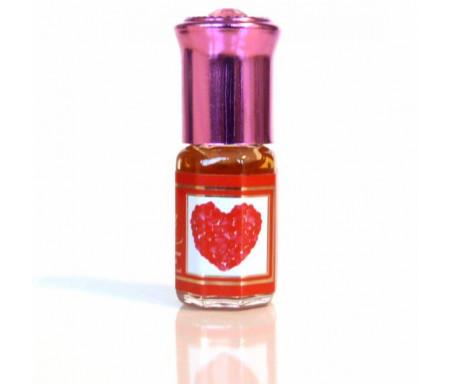 """Parfum concentré sans alcool Musc d'Or """"Lina"""" (3 ml) - Pour femmes"""