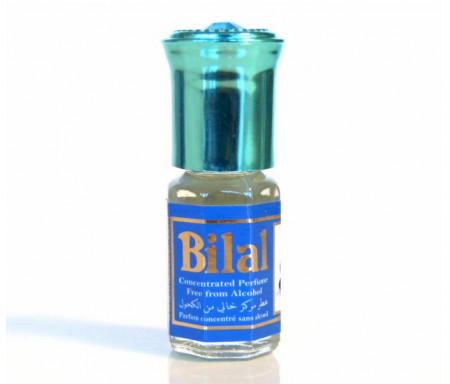 """Parfum concentré sans alcool Musc d'Or """"Bilal"""" (3 ml) - Pour hommes"""