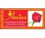 """Parfum concentré sans alcool Musc d'Or """"Amina"""" (3 ml) - Pour femmes"""