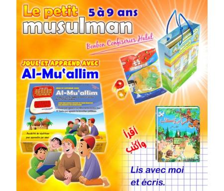 Pack Cadeaux : Le petit musulman (5-9 ans)