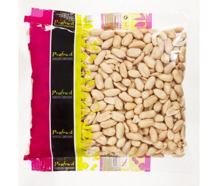 Arachides / Cacahuètes Grillées et Salées (Roasted and Salted Blanched Peanuts) - Le Sachet de 500gr