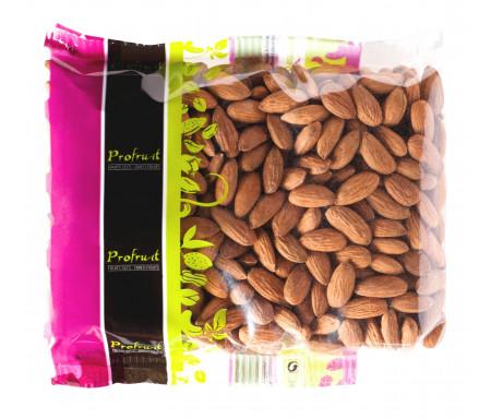 Amandes décortiquées crues (Shelled Natural Almonds) - Le Sachet de 400gr
