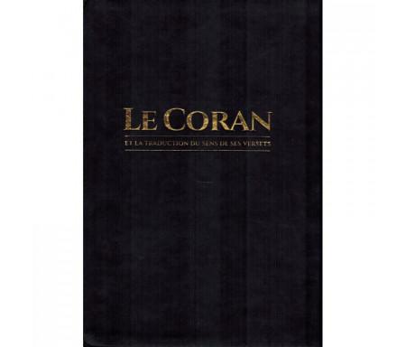 Le Coran et la traduction du Sens de ses versets (Arabe-Français)